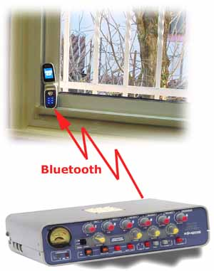 MB2400-Bluetooth ventana