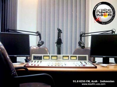 KISS_FM_Aceh_Indonesian