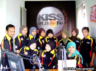 Kiss FM-Indonesia
