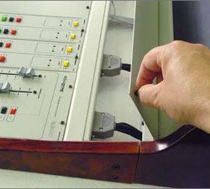 2300XZ-Puerta conectores