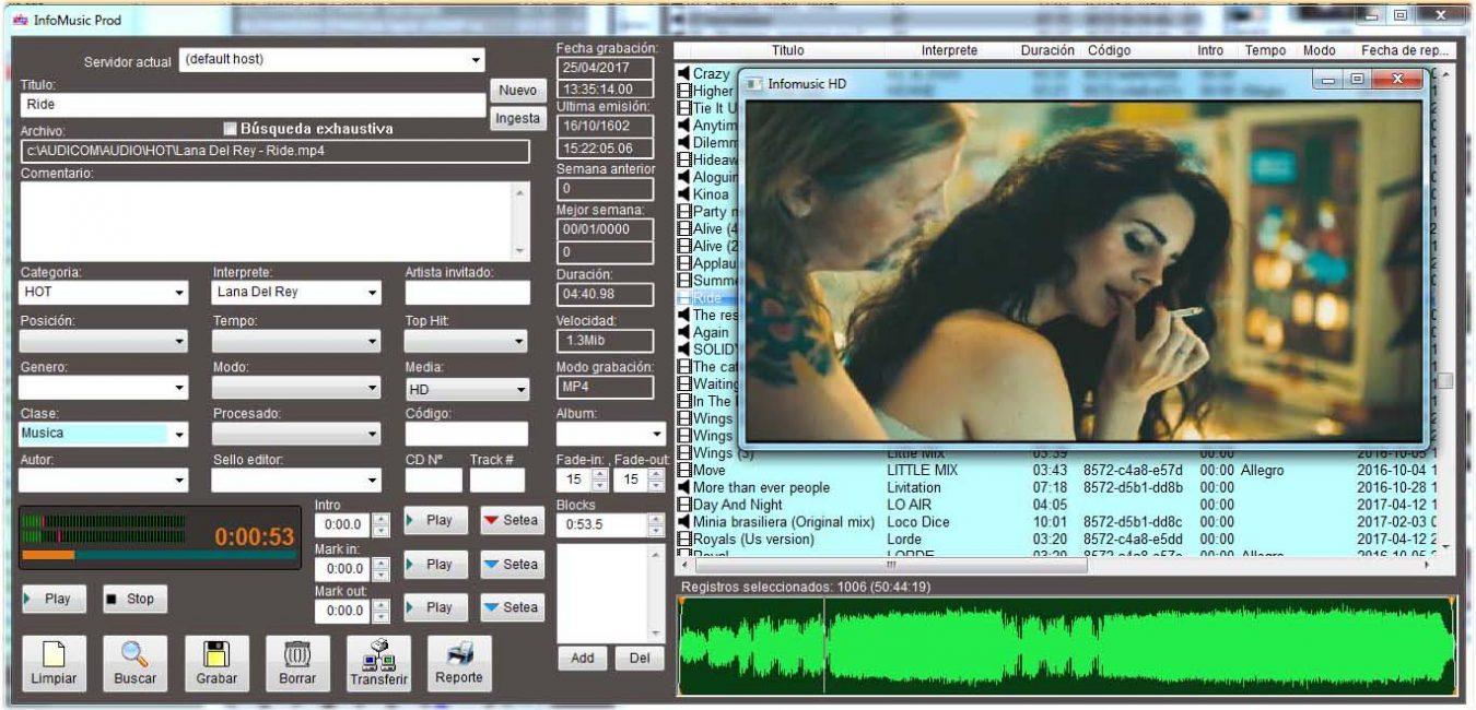 Audicom-InfoMusicProd-1300